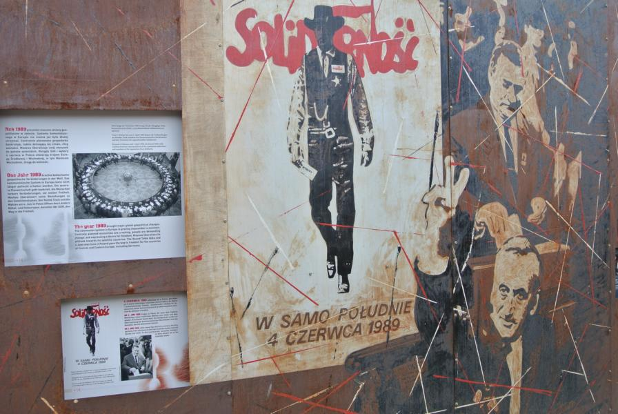 Polish perspective: Solidarnosc