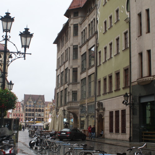 Wrocław.